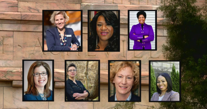 Asheville elects first all-female city council