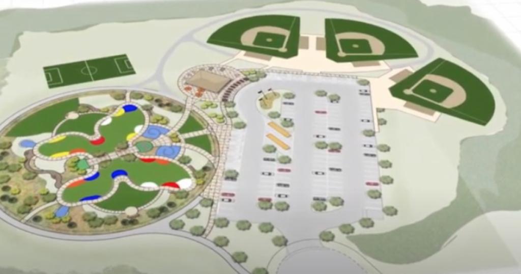 Mason Challenger League wins $25K grant to put toward new baseball fields